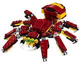 Конструктор LEGO Creator Міфічні істоти 223 деталі, фото 7