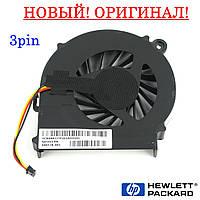 Оригинальный вентилятор кулер FAN для ноутбука HP CQ42 (3pin) - 646578-001