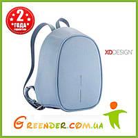 Рюкзак антивор XD Design Bobby Elle, светло-голубой