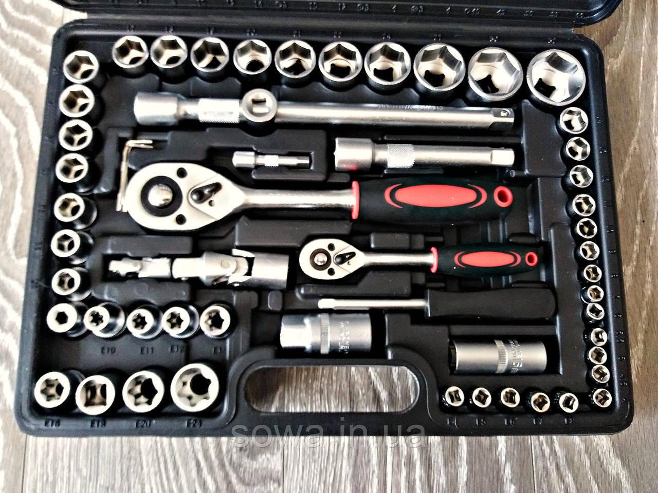 ✔️ Набор ключей LEX - 108 шт