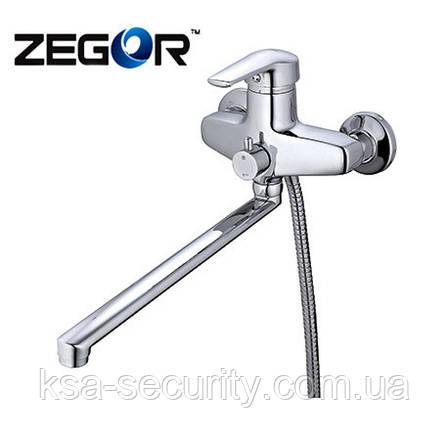 Смеситель для ванны ZEGOR SWZ7-A182 (Z65-NVL-A182) (Зегор), фото 2