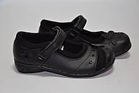 Туфли-балетки черные 24,26,27,31 рзм (Д), фото 1