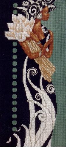 Ланарте вышивка африканка