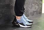 Мужские кроссовки Nike Air Max 270 (темно-голубые), фото 2