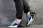 Мужские кроссовки Nike Air Max 270 (темно-голубые), фото 5