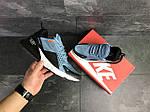 Мужские кроссовки Nike Air Max 270 (темно-голубые), фото 3