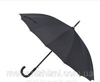 Зонт трость мужской - женский, цвета в ассортименте (Арт. 74982)