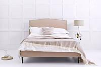"""Двуспальная кровать """"Rozy"""" 160*200 с мягким изголовьем"""