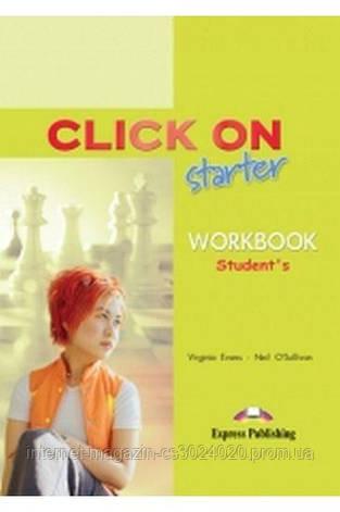 CLICK ON STARTER WORKBOOK S'S ISBN: 9781843257530, фото 2