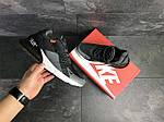 Мужские кроссовки Nike Air Max 270 (темно-серые), фото 3