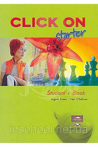 CLICK ON STARTER S'S ISBN: 9781843256540, фото 2