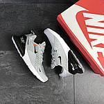 Мужские кроссовки Nike Air Max 270 (светло-серые), фото 2