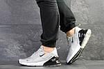 Мужские кроссовки Nike Air Max 270 (светло-серые), фото 5