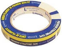 Стрічка пакувальна поліпропіленова 35 мм х 55м висока міцність на розрив Intertape