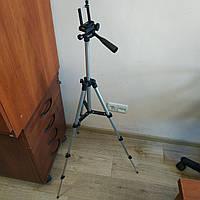 Компактный штатив трипод Tripod 3110 тренога для экшн камер, смартфонов, телефонов и видеокамер