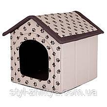 Будка для кімнатного собаки 60x55x60 R4