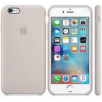 Силиконовый чехол «iPhone 6 Plus, 6S Plus» «Original Case» Чехол на айфон/ Накладка Stone/Серый