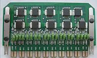 Комбинированный модуль защиты на 10 абонентских линий