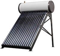 Вакуумный солнечный коллектор Altek (гелиосистема) SP-H1-20, Емкость системы 200л