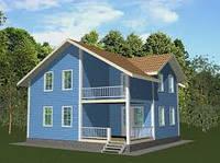 Качественное строительство дач, быстро построить дачный дом
