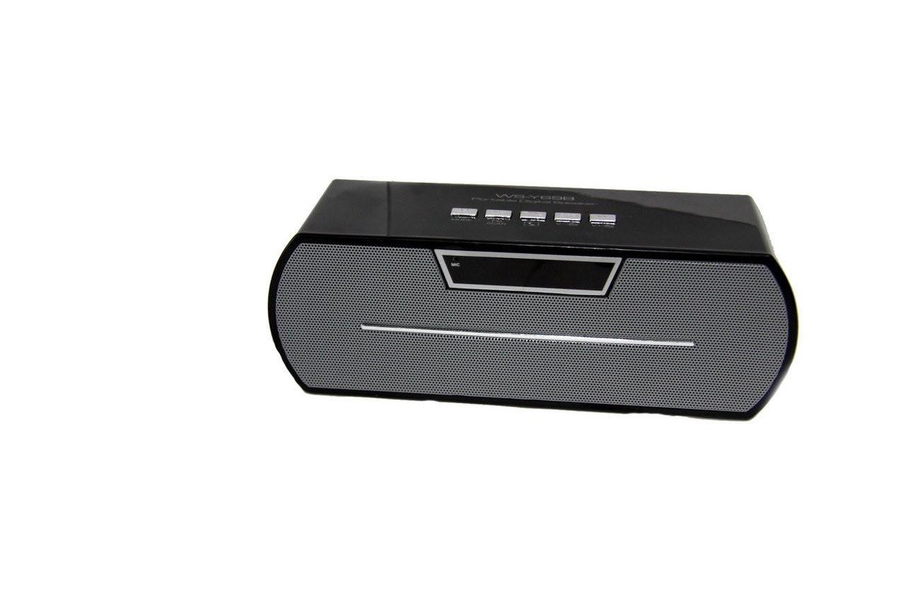 Мобильная колонка SPS WS Y69+BT Bluetooth колонка