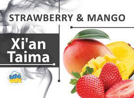 Ароматизатор Xi'an Taima Strawberry and Mango (Клубника и манго)