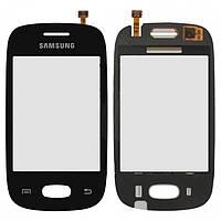 Сенсор тачскрин Samsung S5280 / S5282 черный High Copy