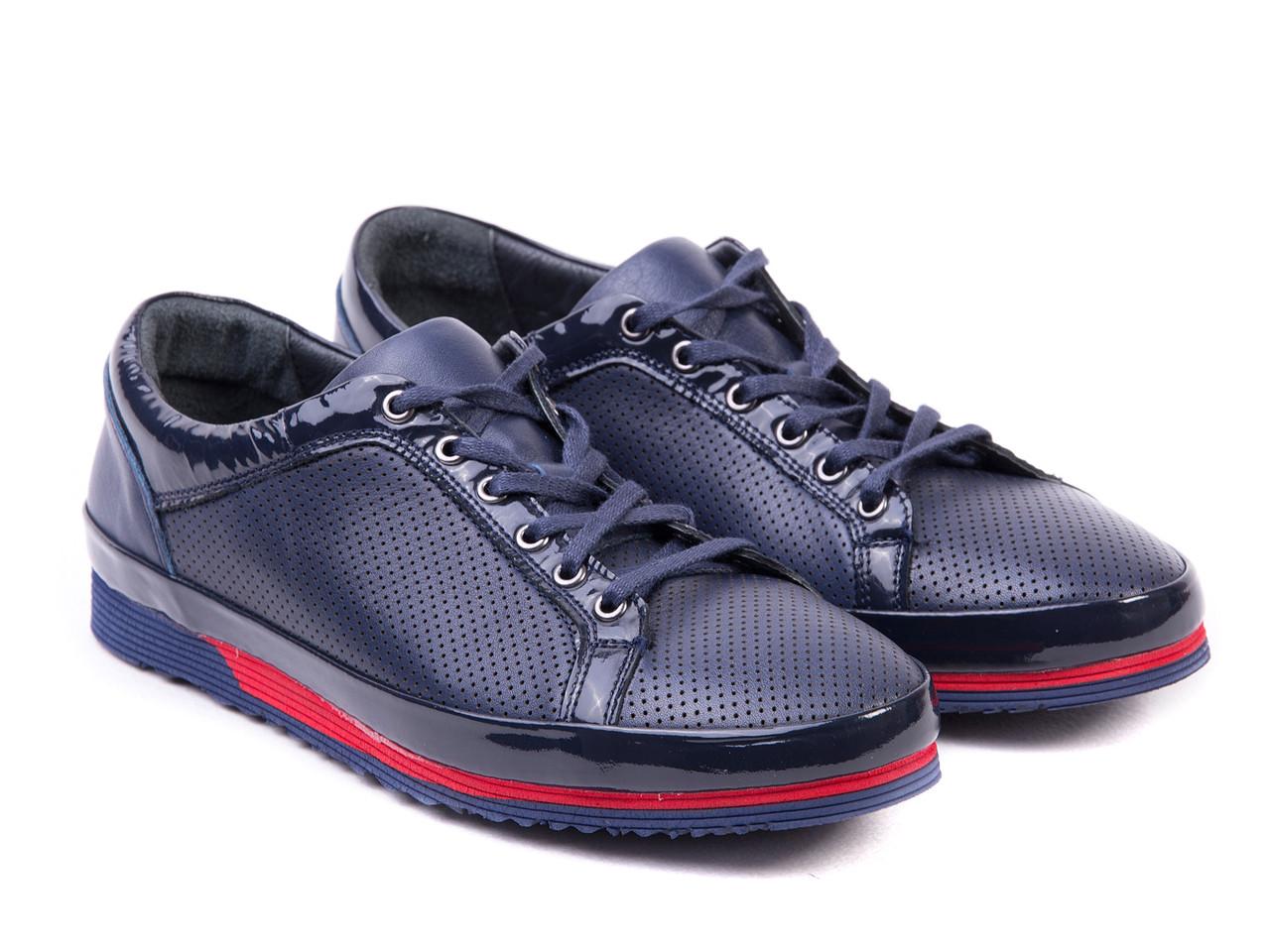Кроссовки Etor 12678-1026 синие