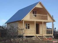 Качественно построить дачный Канадский дом, быстро построить дачный дом