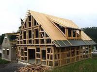 Качественно построить дачный Канадский дом под ключ, быстро построить дачный дом