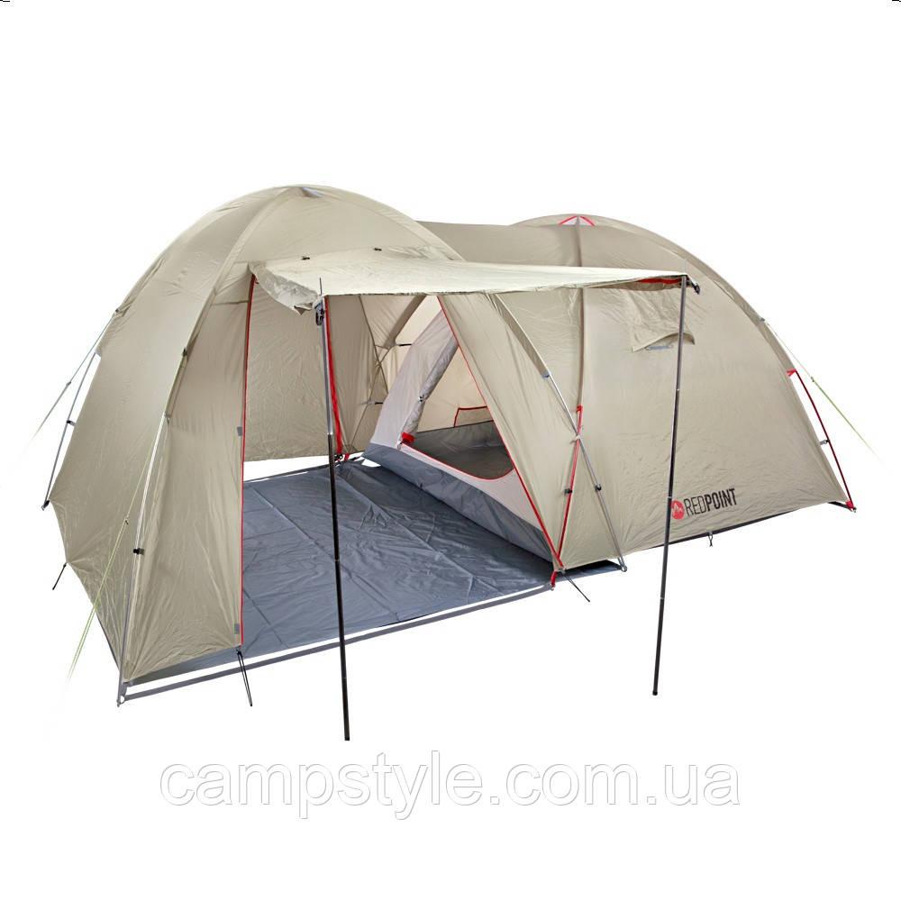 Палатка кемпинговая RedPoint Base 4