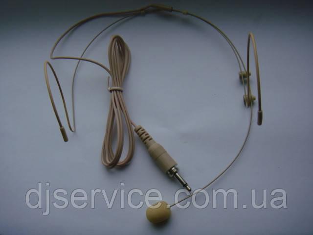 Гарнітура 3.5 mm для радіомікрофонів SHURE sm58 beta58a pgx slx