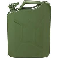 Канистра металлическая для топлива Organic Assistant LD-YG-L20 20 л