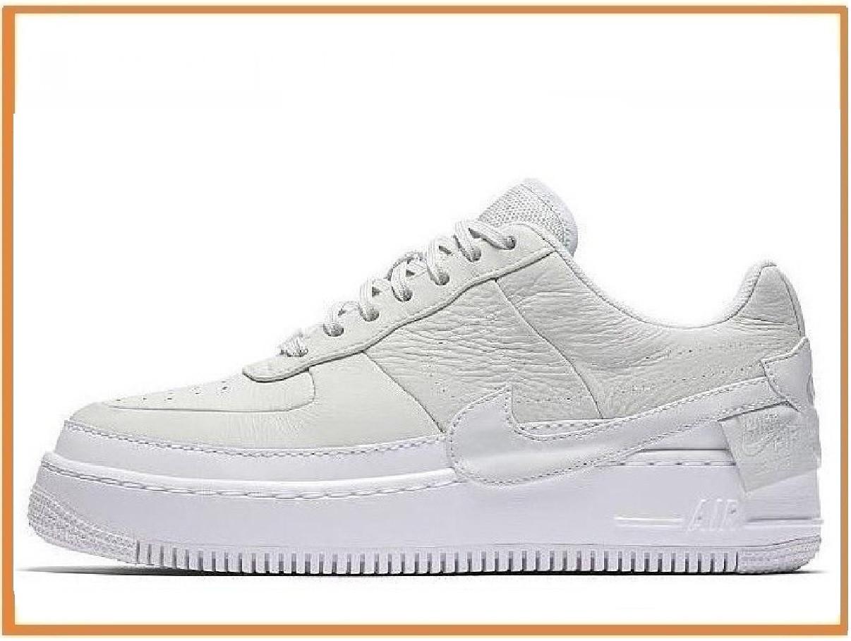 7bd4e51d Женские кроссовки Nike Air Force 1 Low White (найк аир форс низкие, белые )