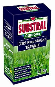 Добриво тривалої дії для Газону Substral Osmocote 6 міс. 1.5 кг