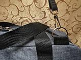 Спортивная сумка Supreme повседневная спортивная сумка мессенджер СПОРТ дорожная сумка только ОПТ, фото 6