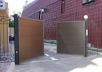 Как правильно выбрать въездные ворота?