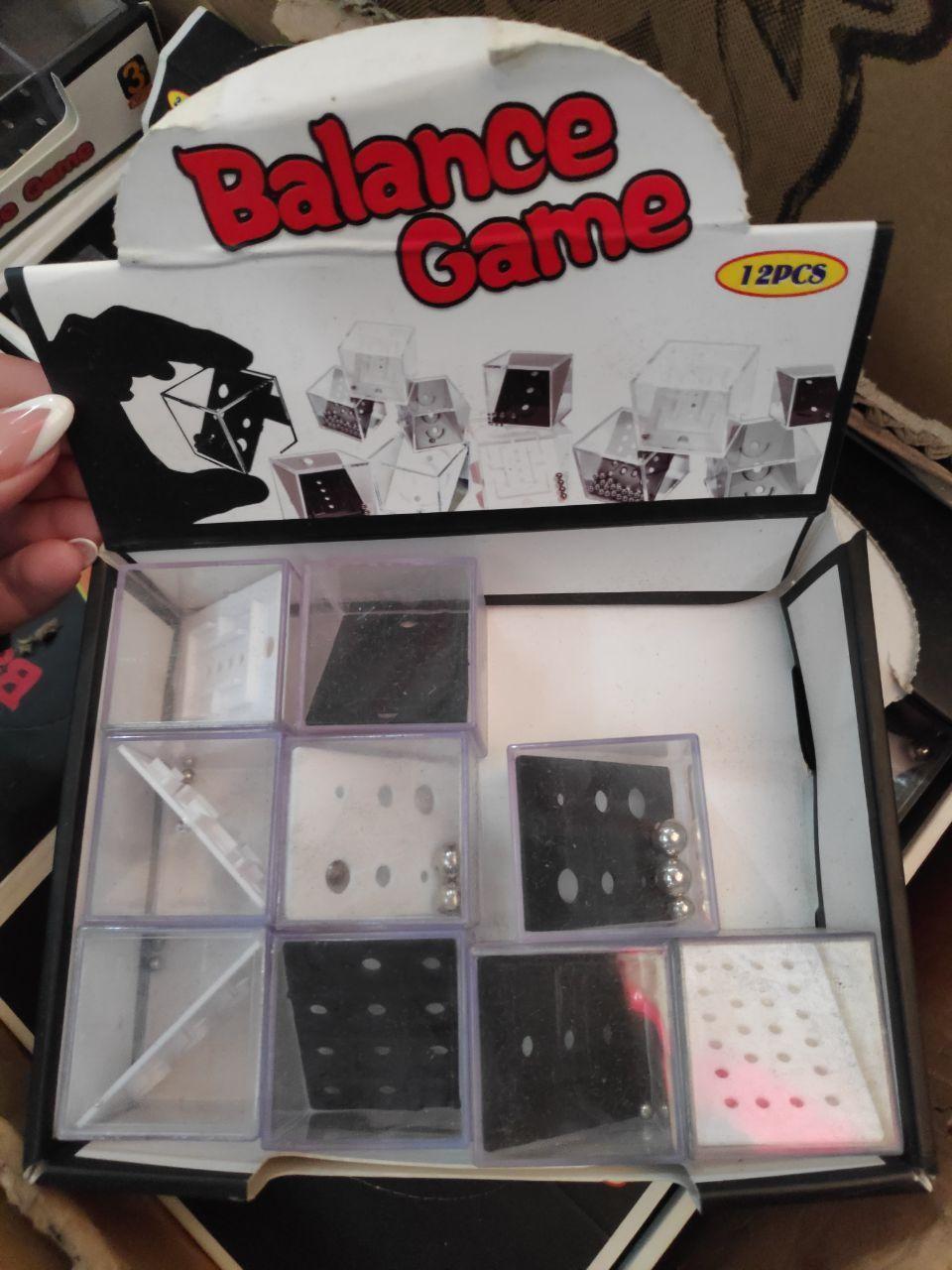 Balance game 12 штук  X13269