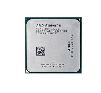 Процессор AMD Athlon II X3 440 3.0GHz/1.5M/2000 (ADX440WFK32GI) sAM3, tray