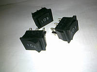 Микропереключатель бытовой 3полож