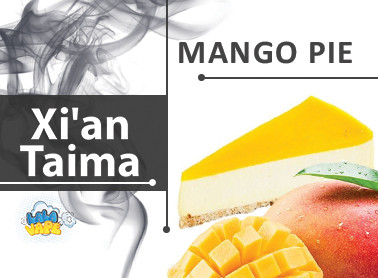 Ароматизатор xi'an Taima Mango Pie (Пиріг з манго)