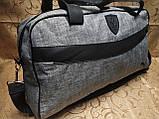 Спортивная сумка Ferrari-puma повседневная спортивная сумка мессенджер СПОРТ дорожная сумка только ОПТ, фото 3