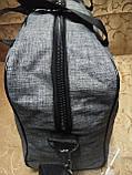 Спортивная сумка Ferrari-puma повседневная спортивная сумка мессенджер СПОРТ дорожная сумка только ОПТ, фото 4