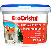 Краска Ирком EcoCristal Премиум IР-132 10 л