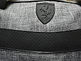 Спортивная сумка Ferrari-puma повседневная спортивная сумка мессенджер СПОРТ дорожная сумка только ОПТ, фото 10