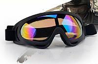 Тактические, спортивные очки для Пейнтбола, хоккея, защитные очки, фото 1