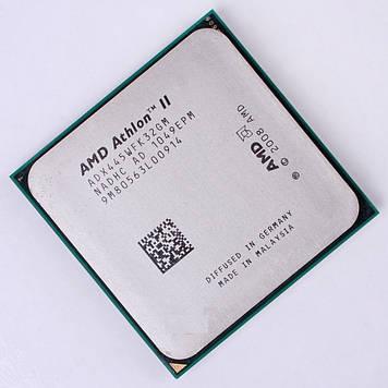 Процессор AMD Athlon II X3 445, 3.1GHz/1.5M/2000 (ADX445WFK32GM) sAM3, tray