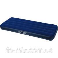 Надувной матрас Intex 68950, (76х193х22 см)