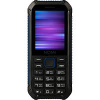 Мобильный телефон Nomi i245 X-Treme Black/Blue