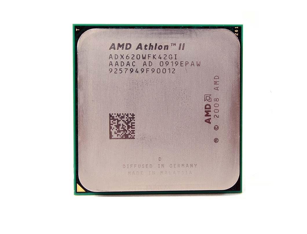 Процесор AMD Athlon II X4 620 2.6 GHz/2M/2000 (ADX620WFK42GI) sAM3, tray